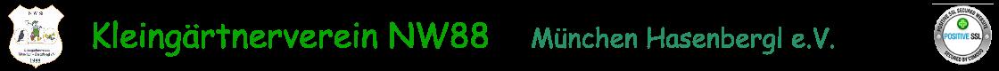 Kleingärtnerverein NW88